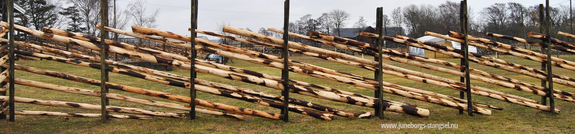 Smålandsstaket för alla miljöer : bygga staket kostnad : Staket
